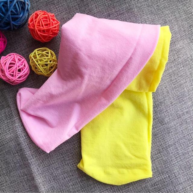 New Spring Summer Patchwork Girls Tights Velvet Pantyhose Baby Dancing Tights Mix Color Stockings For Girls Age 3-12T 5