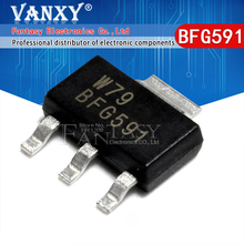 10PCS BFG591 SOT223 BFG591A SOT 223 SMD