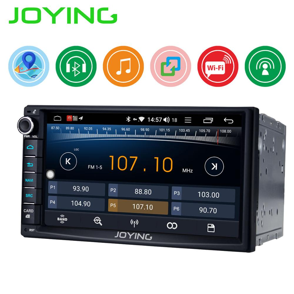 Image 4 - Android car radio head unit universal 2 din 7 inch touch screen car stereo for Honda/Nissan/Toyota GPS HD car multimedia playerCar Multimedia Player   -
