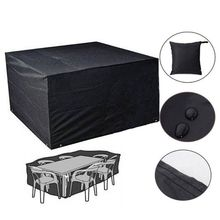 420D Oxford Dustproof Cover for Table Rattan Chair Furniture Outdoor Waterproof Rain Garden Patio Sofa Protective Holder