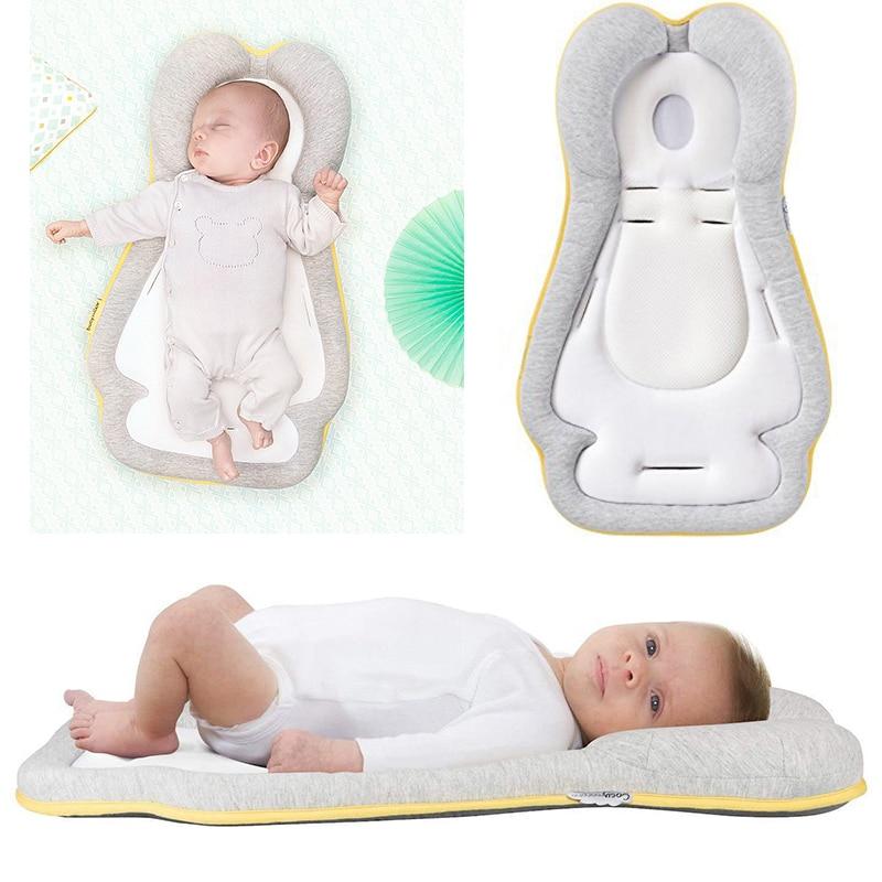 Portable Baby Crib Newborn Comfort Baby Cotton Bed Travel Baby Sleep Bed Infant Toddler Breastfeeding Multifunction Baby Crib