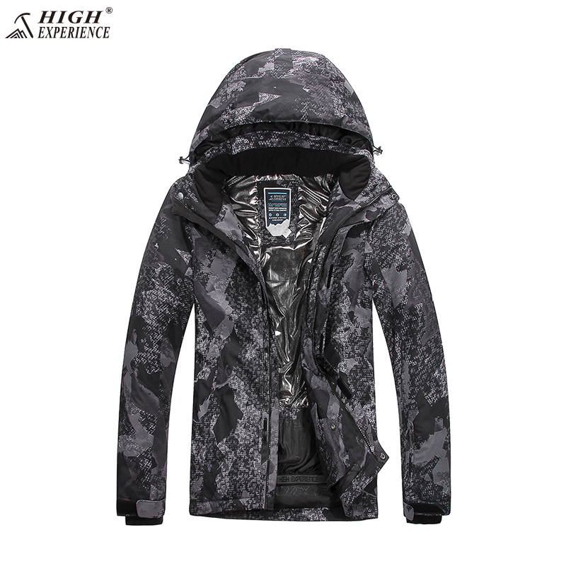 Winter Jacket Ski Jacket Men Winter Ski Jacket Men Snowboard Jacket Skiing Sport Coat Waterproof Snowboarding Jackets Thicken