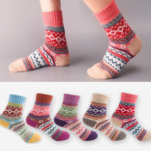 Winter Socks women christmas socks calcetines mujer  calzii With Skarpetki funny skarpetki damskie