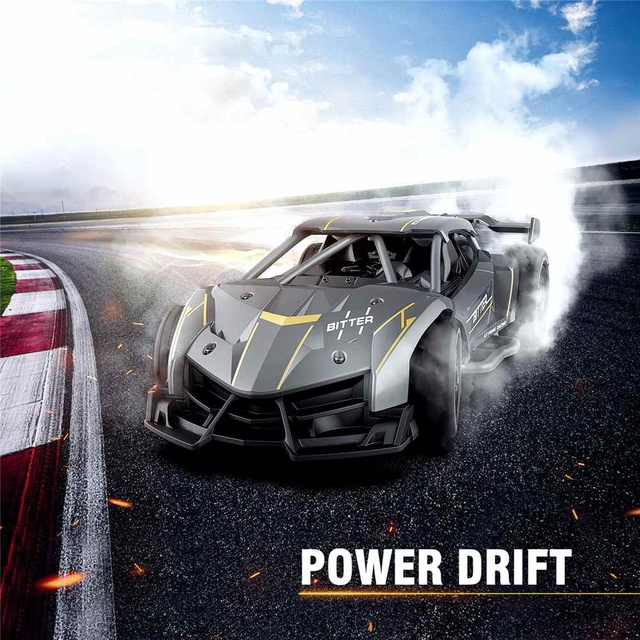 Eachine EC05 1:24 2.4G  4WD Remote Control Aluminum Alloy High Speed Electric Racing Climbing RC Cars Drift Vehicle Model Toys 3