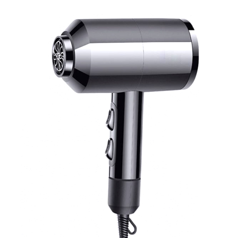Hair Care Handle Hair Dryer Light Travel Use Intelligent Temperature Control Device 2Nd Speed Heating Control EU Plug