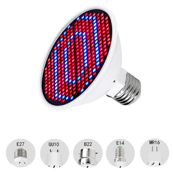 Led Grow Light Phytolamp for Plant Lamp Full Spectrum Grow Tent Lights Lamp Grow Lamp Indoor Lighting Hydroponic Growth LightE27 1