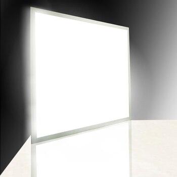 6 Pack/set LED 48W Luce Di Pannello 600*600mm 24x24 Pollici 4800LM Ad Alta Luminosità SMD2835 Soffitto Luce Di Garanzia HA CONDOTTO LA Luce Di Soffitto Di Goccia