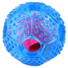 Interactive Dog Toys, Chew Toys Ball for Small Medium Dogs, Iq Treat Boredom Food Dispensing, Puzzle Puppy Pals Tough Durabl