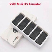 5 pz/lotto Più Nuovo VVDI Mini ELV Emulatore Rinnovare ESL ELV Mini Simulatore per Benz W204 W207 W212 lavoro con Xhorse VVDI MB Strumento
