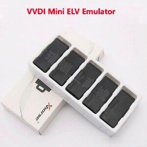 Image 1 - 5pcs/lot Newest VVDI Mini ELV Emulator Renew ESL ELV Mini Simulator for Benz W204 W207 W212 work with Xhorse VVDI MB Tool