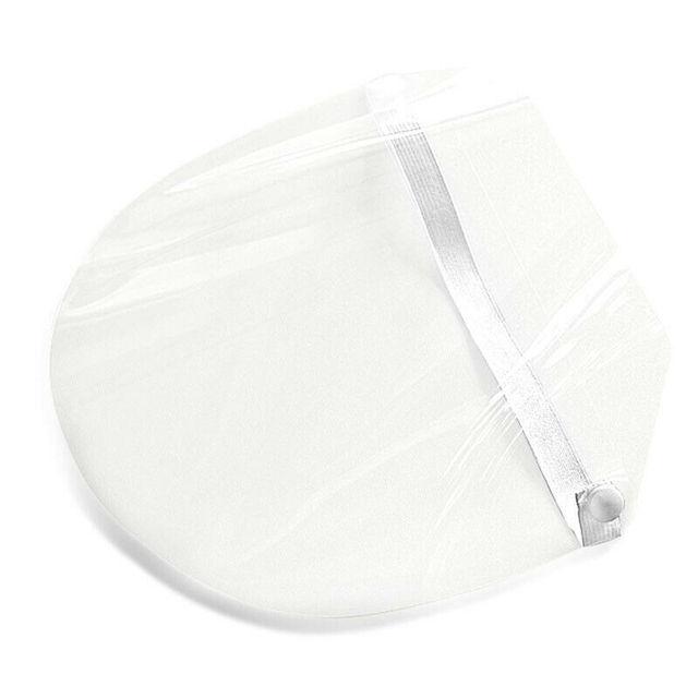 1/2/5/10Pcs Epidemic Protection Hat Anti Saliva UV Hat Full Face Shield Full Face Isolation Transparent Protective Mask 2020 Hot 1