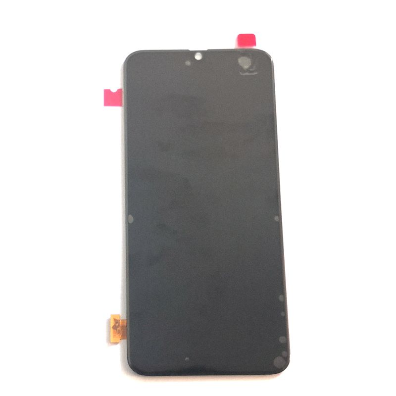 Amoled Per Samsung Galaxy A40 2019 SM a405 a405F A405FN/DS LCD di tocco di vetro Dello Schermo Pieno per la riparazione del telefono A40 - 2