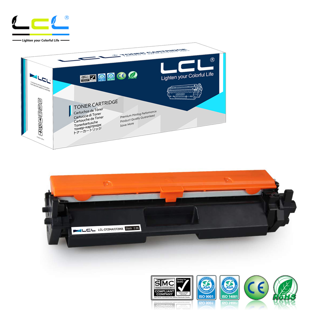 LCL 94A  94X CF294A CF294X  2800  Pages   (1-Pack Black) Toner Cartridge Compatible For HP LaserJet Pro M118dw MFP M148dw 148fdw