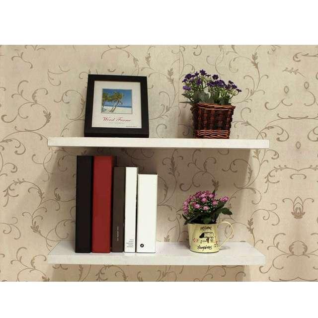 Wall-hung Decorative Book Shelves  5