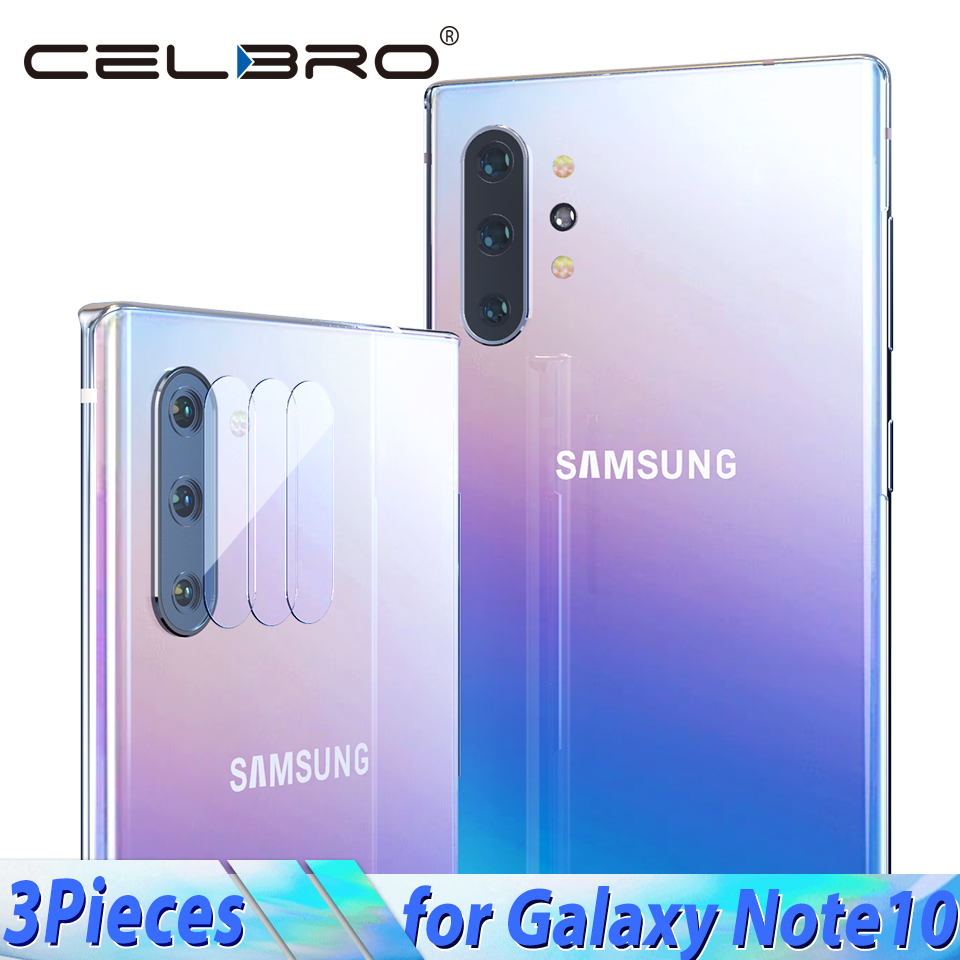 Camera Lens Tempered Glass For Samsung Galaxy Note 10 Plus Pro 10+ Screen Protector Back Film Rear Camera Glass Guard Protection