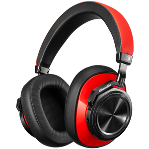 Bluetooth наушники Bluedio 7th, 25 дБ, активное шумоподавление, беспроводная гарнитура для телефонов и музыки с голосовым управлением