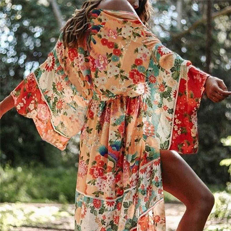 Vestidos de tela satén elástico verano sustancia playa vestido pañuelo bufanda decorativas METERWARE