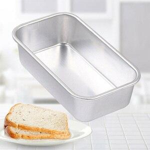 Taca na ciasto forma na chleb stop aluminium do pieczenia bezszwowa blacha do ciasta nieprzywierająca