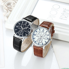 Hot belt creative gift Women's wristwatch 2021 New Mens Watches Top Brand Leather Sport Quartz Watch For Men Relogio Masculino