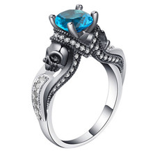 Crystal Classic Luxury Rings polychrome  Romantic Handmade Fashion Jewelry For Man Women finger ring
