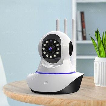 цена на Full 1080P IP Camera Wireless Home Security WiFi IP Camera Surveillance Camera Night Vision CCTV Camera Baby Monitor 2 Way Audio
