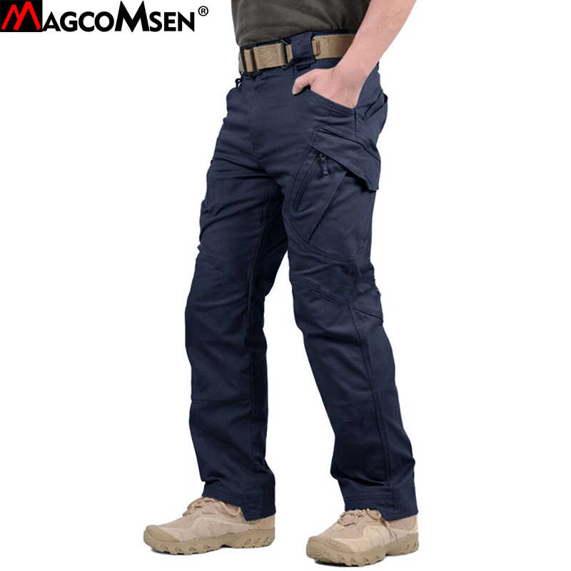 MEGE Brand Urban Tactical Ripstop Pants, Military Cargo