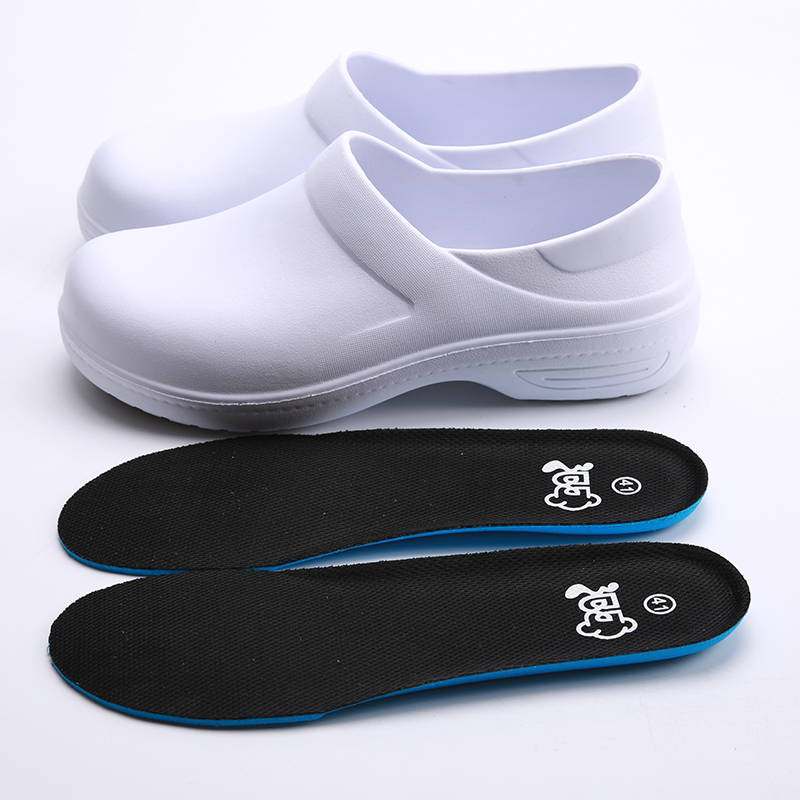 2019 New Chef Shoes Of Medical Shoes Slip Wear-resistant Kitchen Shoes Restaurant Canteen Cafe Bakery Chef Waiter Work Shoes
