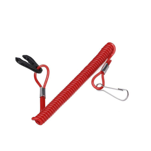 Red Switch Safety Tethers 12cm