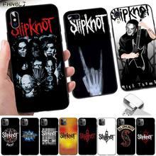Cell-Phone-Case Slipknot iPhone 8 Black 6s-Plus FHNBLJ for XR 11 12-Pro XS MAX 5S 7