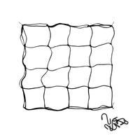 80*80cm Elastische Gummi Wachsenden Zelt Garten Spalier Unterstützung Anlage Netting Klettern Reben Pflanzen Net Garten Blume Für vegetab S2T6