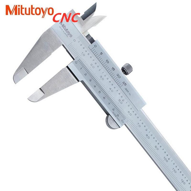 Mitutoyo CNC Vernier Caliper 0-150 0-200 0-300 0.02 Precision Micrometer Measuring Stainless Steel Tools Mitutoyo Gauge Measure