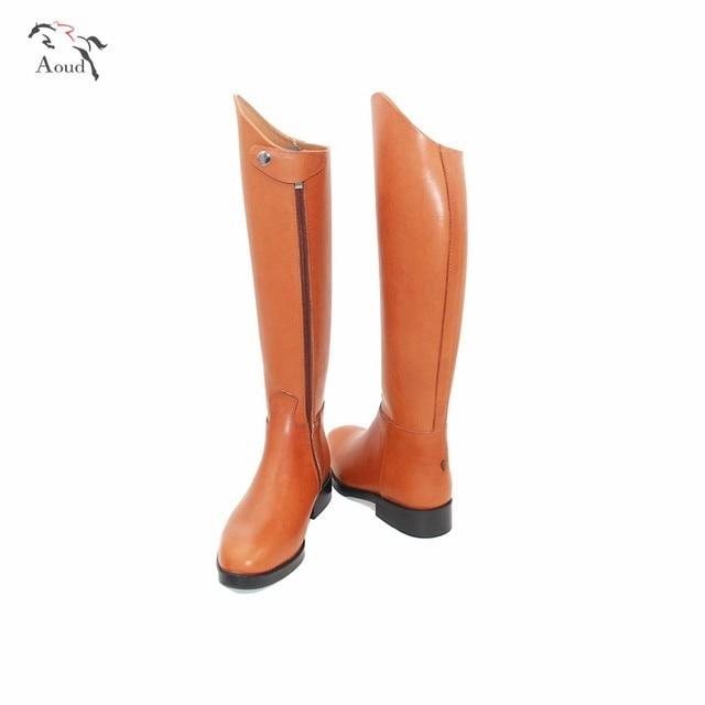 Custom Equestrian Riding Boots 3