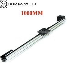 Driven-Kit Belt NEMA Bundle Linear-Actuator V-Slot Stepper-Motor 1000mm Diy 17 with