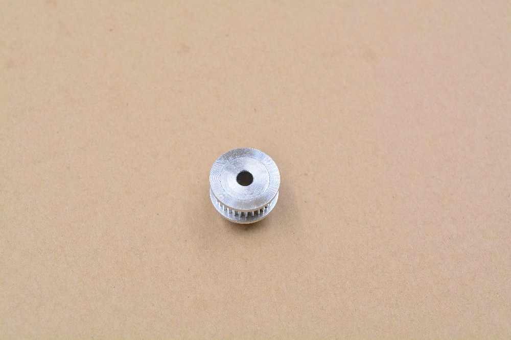 """30 שיניים GT2 עיתוי גלגלת נשא 5mm 6 מ""""מ 6.35mm 8mm עבור חגורת בשימוש ליניארי 2GT גלגלת 30 שיניים 30 T"""