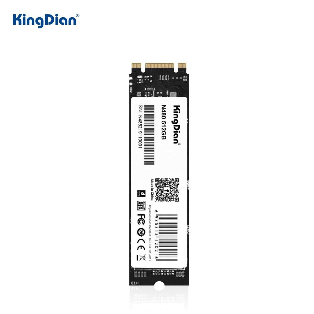 KingDian M.2 SATA SSD 128 ГБ 256 512 1 ТБ M2 NGFF 2280 мм SATA HDD жесткий диск для портативного компьютера