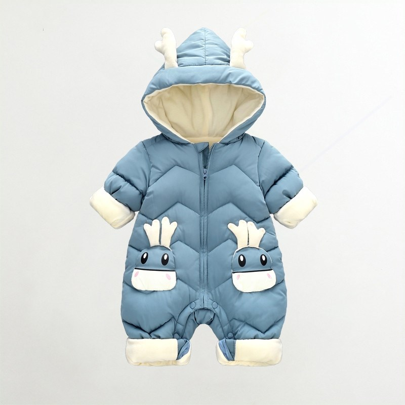macacao de neve para bebes macacao quente 01
