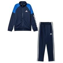 Children's Tracksuit Adidas YB Linear TS CH Blue