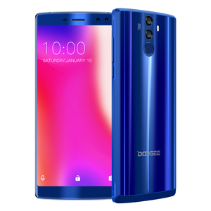 Image 4 - 12000mAh Fast Charge 6.0 Android Smartphone 18:9 FHD 4GB RAM 32GB ROM Quad Camera 16.0MP MTK6750T Octa Core DOOGEE BL12000