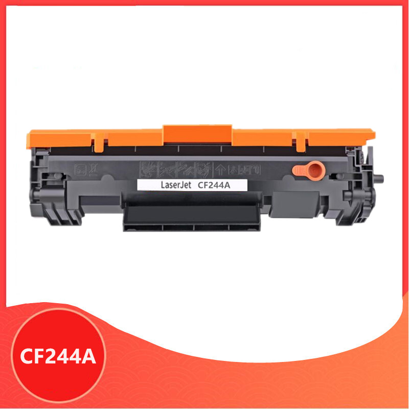 WITH <font><b>CHIP</b></font> Compatible <font><b>CF244A</b></font> CF248A 44A 48A toner cartridge for HP Laserjet pro M15A M15W MFP M28A HP48A M28W Printer image