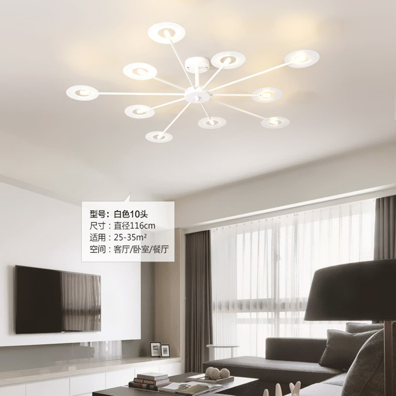Nordic Led Kitchen Led Ceiling Light Art Tree Branches Dining Room Living Room Light Bar Bedroom Lights Ceiling Lights Aliexpress