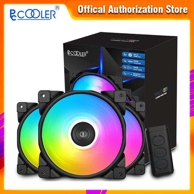 Pccooler Pro rgb вентилятор tiffany and co чехол для компьютера PC Вентилятор для регулировки ARGB охлаждающий вентилятор 120 мм тихий контроль кулер для компьютера охлаждение RGB|Кулеры/вентиляторы/системы охлаждения|   | АлиЭкспресс