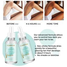 Tanning Cream Skin-Care Body for Daily 30ml 1PCS