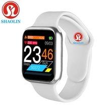 Wasserdichte Intelligente Uhr 5 Serie 38mm Mann Frau Bluetooth Smartwatch für Apple Uhr iOS iPhone Android Telefon Fitness Tracker IWO