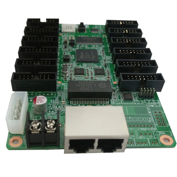 цена Linsn RV908 RV908M32 Led Display Controller Linsn Receiving Card  Work With TS802D онлайн в 2017 году