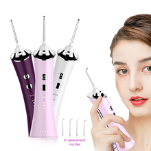 Electric Oral Irrigator Dental Portable Water Flosser USB Rechargeable 150ml 3 model water jet floss tooth pick teeth cleaner oral irrigator usb rechargeable water flosser portable dental water jet 150ml water tank waterproof teeth cleaner