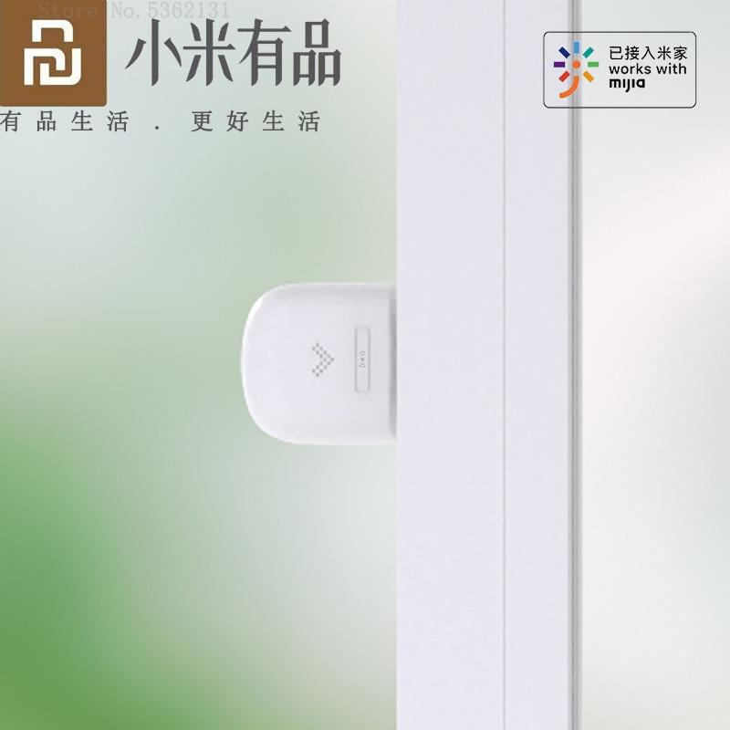 Youpin Door Window Sensor Wireless Home Door Window Entry Burglar Alarm Security Alarm Mi Home APP For Xiaomi Mijia Smart Home