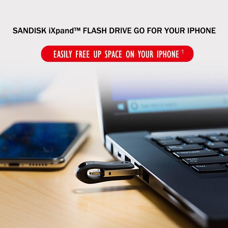 Sandisk 128GB 256GB iXpand Flash for USB 3.0 SDIX30N