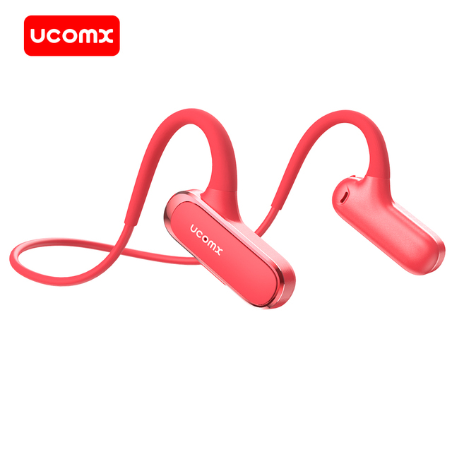 UCOMX G56 Bluetooth Earphone 5.0 with Microphone Open-Ear Wireless Headset Sports Bluetooth Headphones for iPhone Samsung Xiaomi
