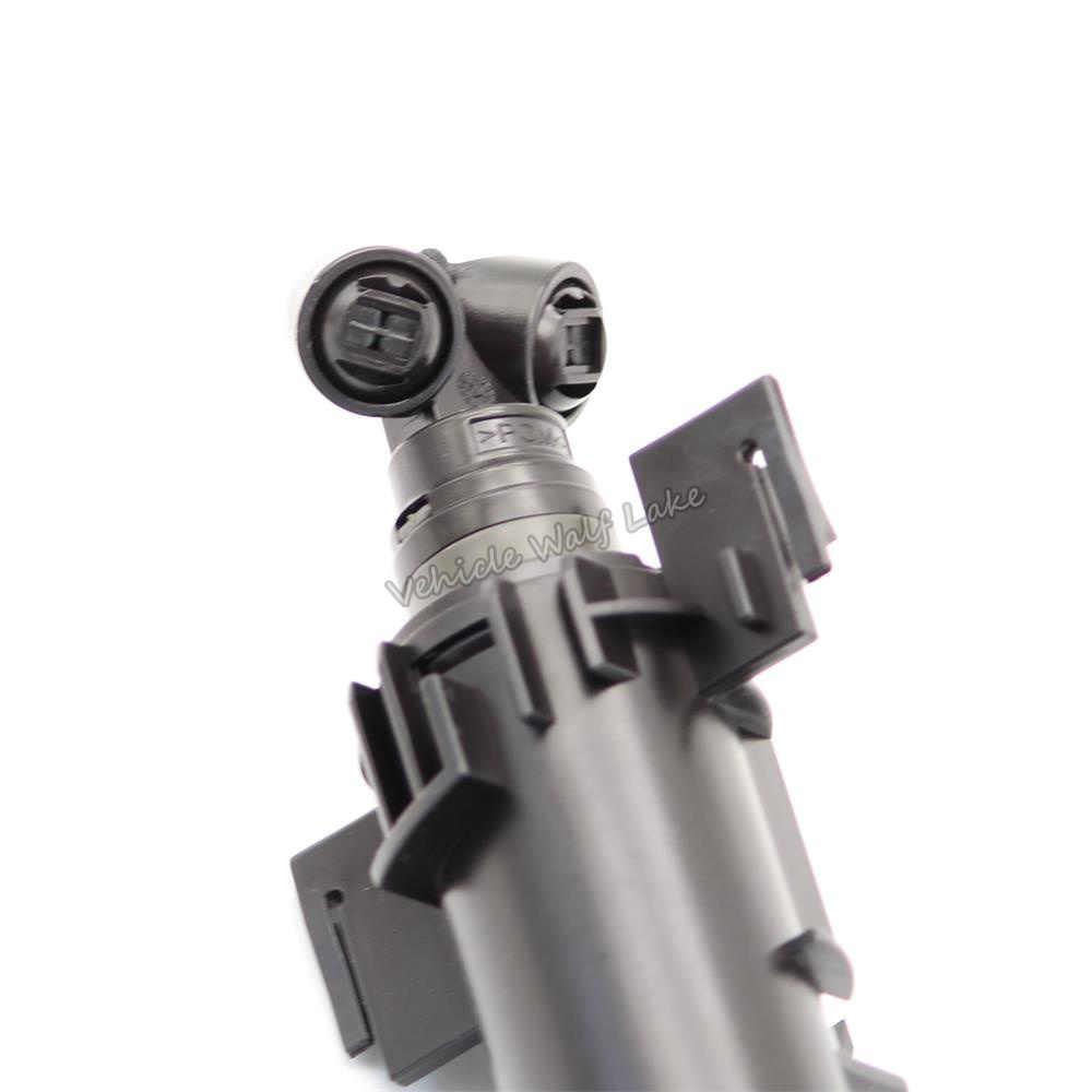 Para Audi A4 B8 B9 Avant 2012, 2013, 2014, 2015 nuevo foco cilindro inclinado del chorro limpiaparabrisas boquilla de Spray Jet