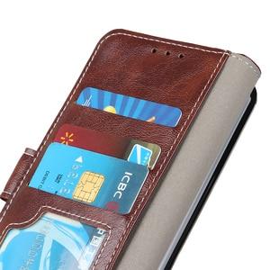 Image 5 - יוקרה רטרו Flip עור ארנק מגנטי סגירת כרטיס חריצי כיסוי מקרה עבור iPhone 11 פרו מקס Xs Max Xr X 8 בתוספת/8 7 בתוספת/7